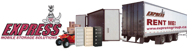 Express Mobile Storage Solutions